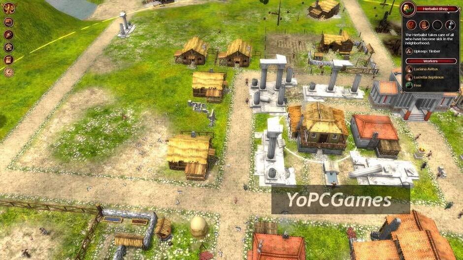 glory of the roman empire screenshot 5