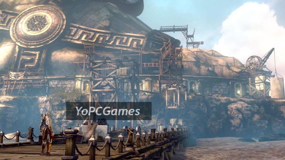 god of war: ascension screenshot 4