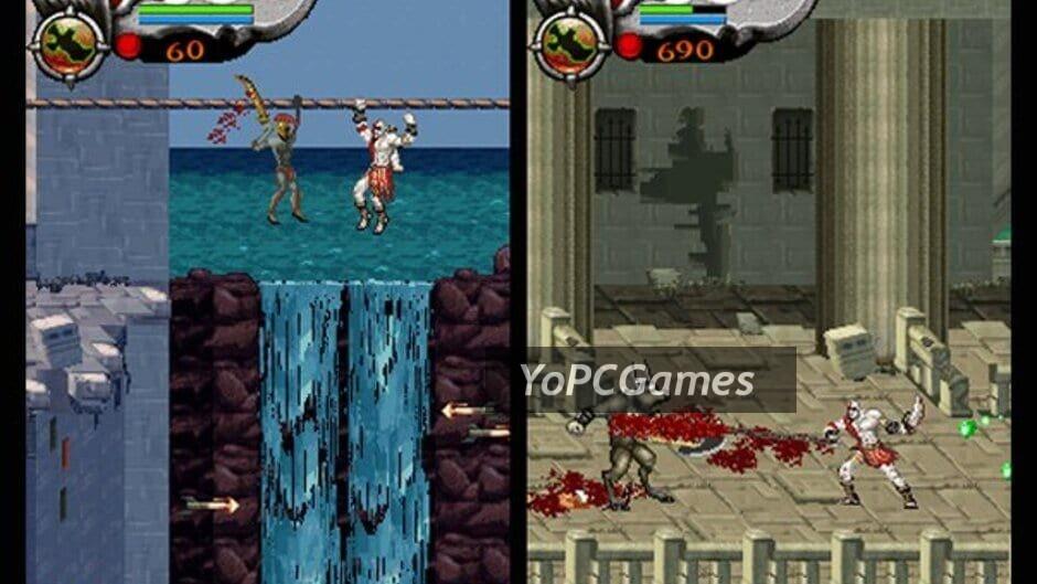 god of war: betrayal screenshot 2