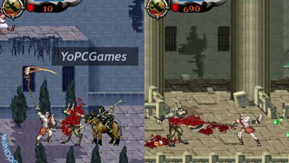 god of war: betrayal screenshot 3