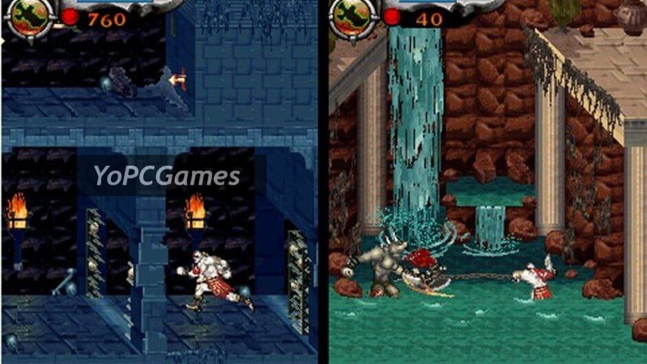 god of war: betrayal screenshot 4
