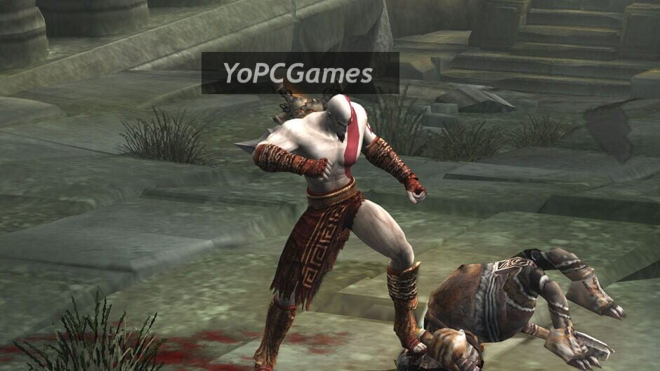 god of war ii screenshot 1