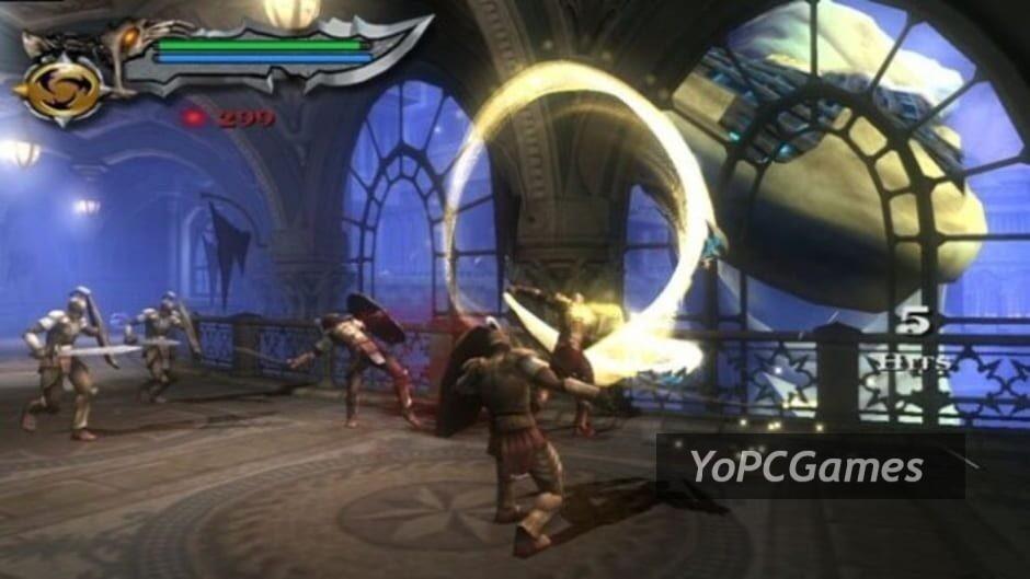 god of war ii screenshot 2