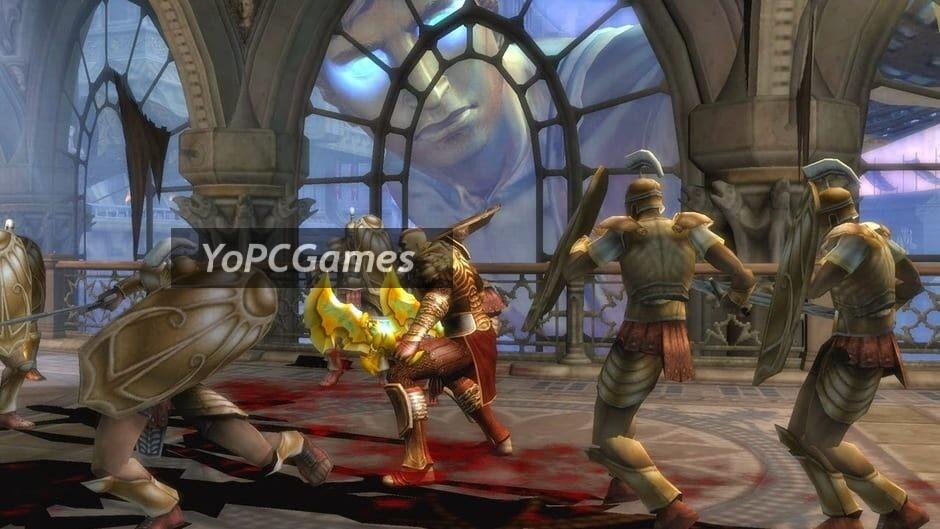 god of war ii screenshot 3