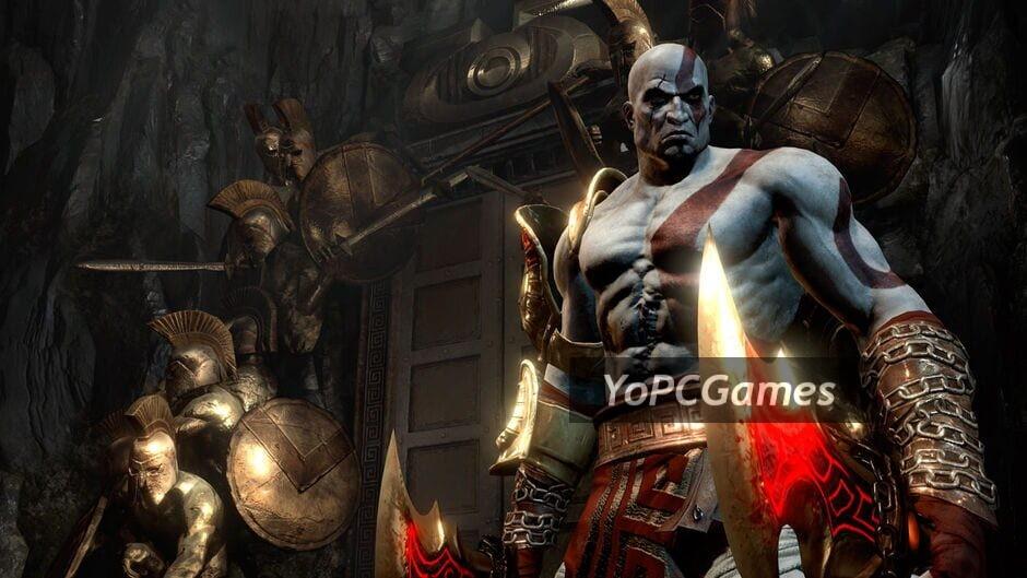 god of war iii screenshot 2