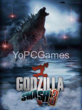 godzilla: smash 3 cover