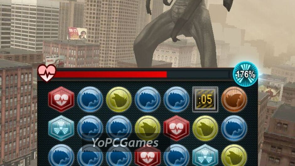 godzilla: smash 3 screenshot 4