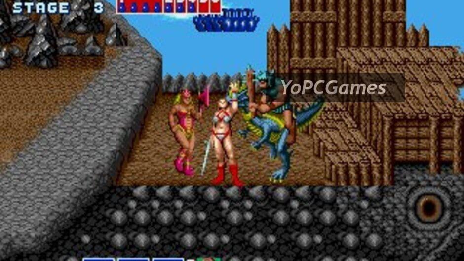 golden axe screenshot 5
