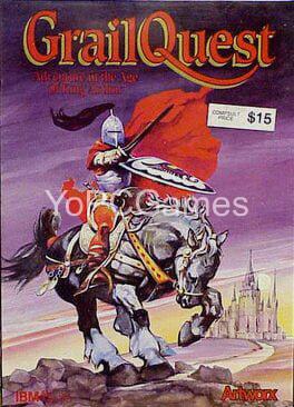 grailquest pc game