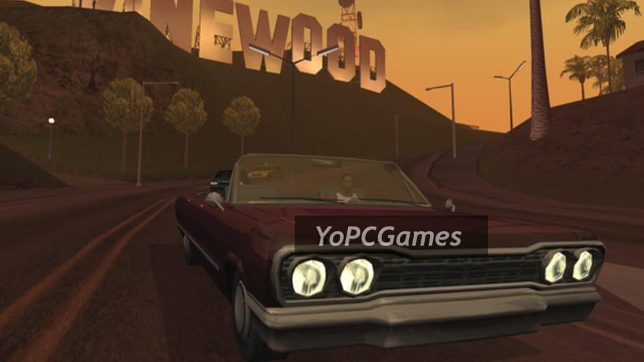 grand theft auto: san andreas screenshot 5