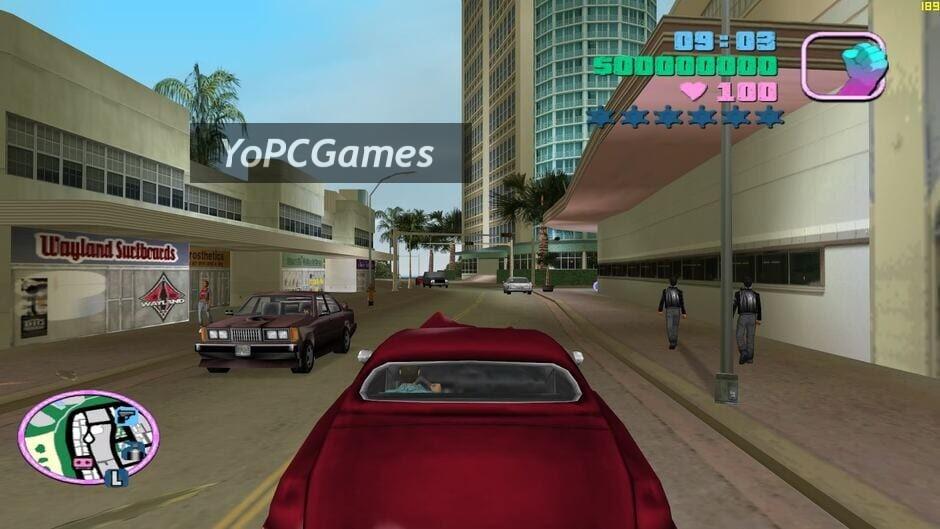 grand theft auto: vice city screenshot 2