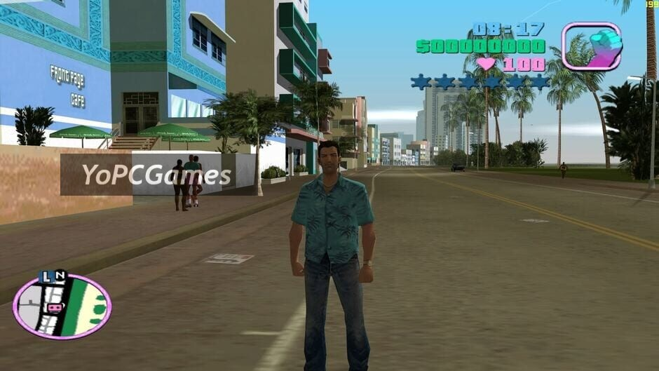 grand theft auto: vice city screenshot 3