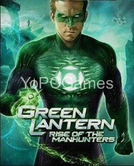 green lantern: rise of the manhunters pc