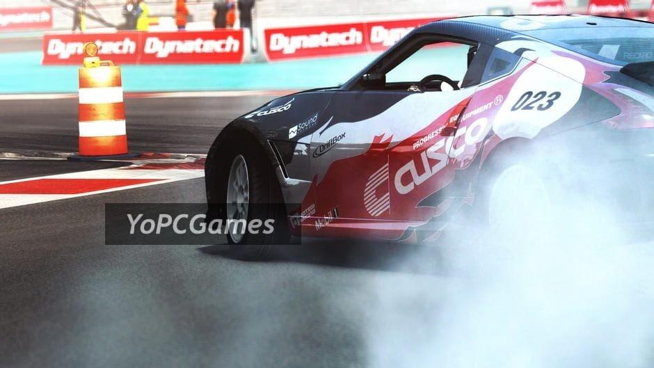 grid: autosport screenshot 1