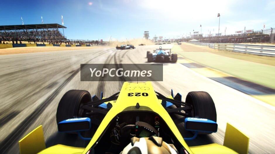 grid: autosport screenshot 2