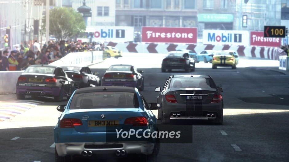 grid: autosport screenshot 3