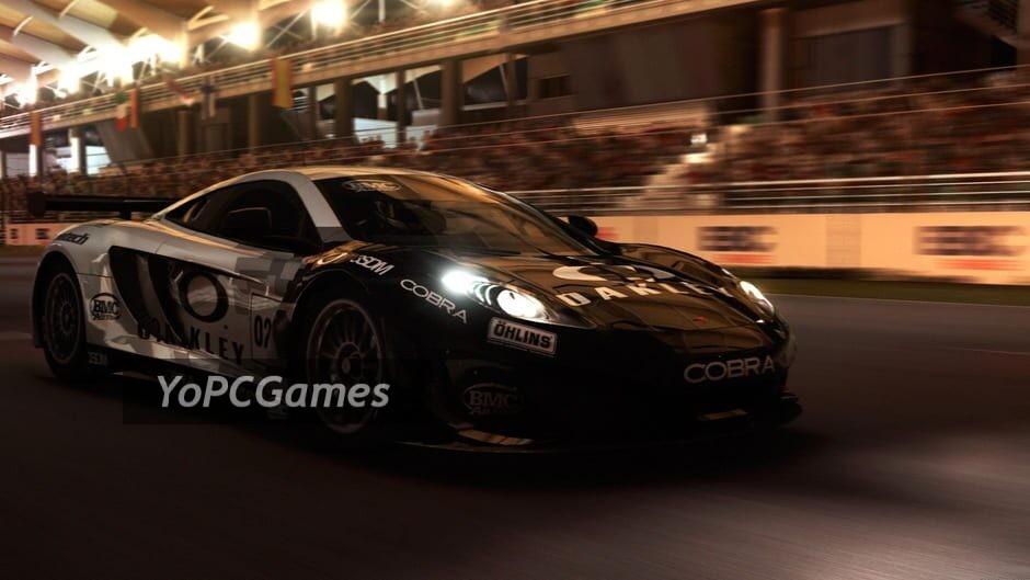 grid: autosport screenshot 5