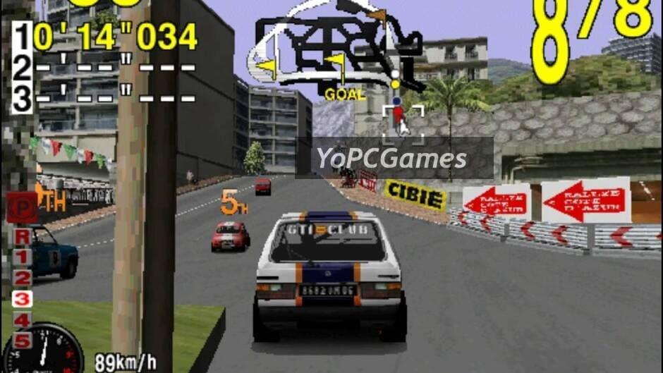 gti club: rally côte d