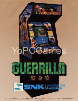 guerrilla war game