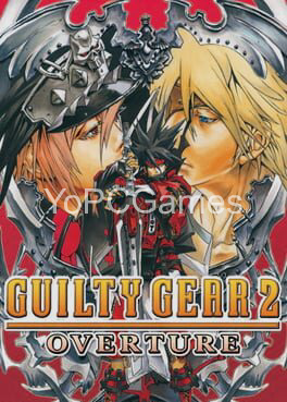 guilty gear 2: overture pc game