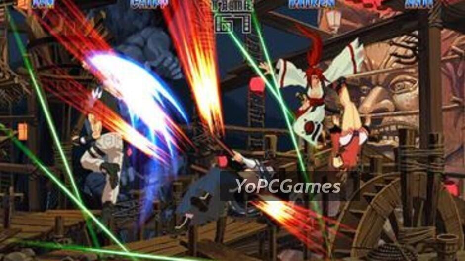 guilty gear isuka screenshot 4