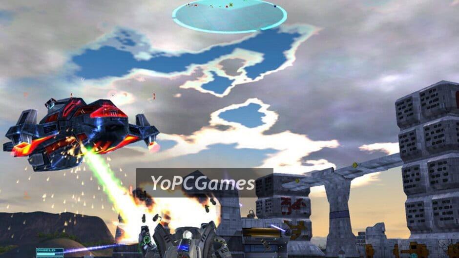gun metal screenshot 1
