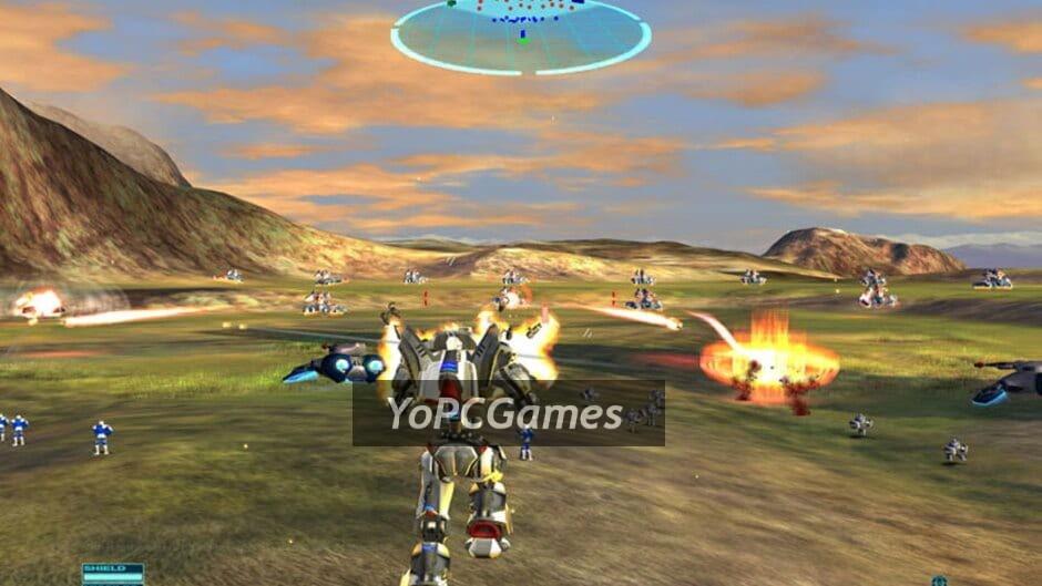 gun metal screenshot 5