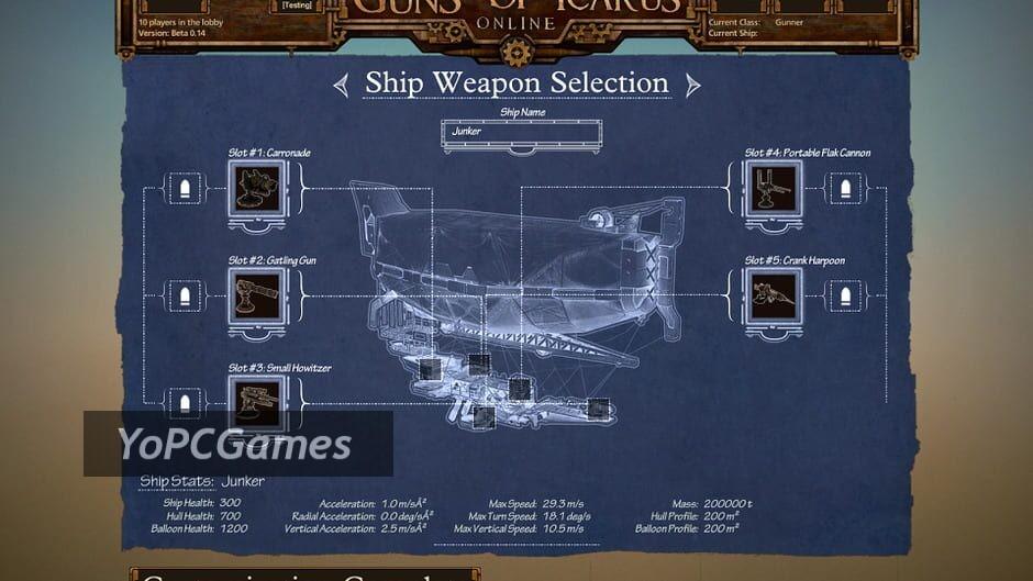 guns of icarus online screenshot 3