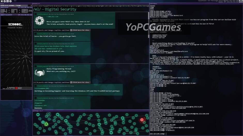 hacknet screenshot 3