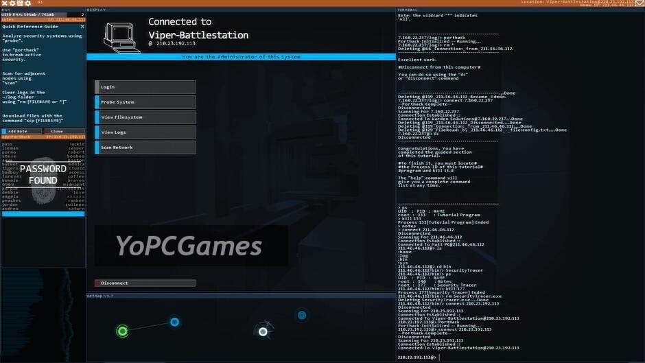 hacknet screenshot 5