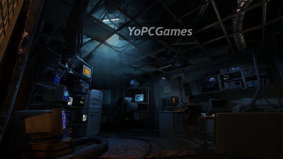 half-life: alyx screenshot 1