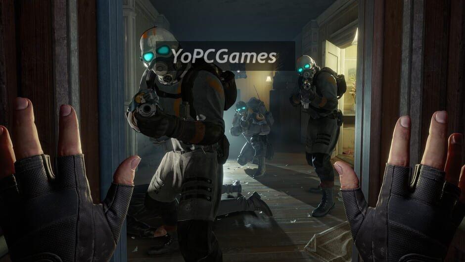half-life: alyx screenshot 4