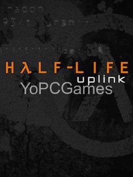 half-life: uplink cover