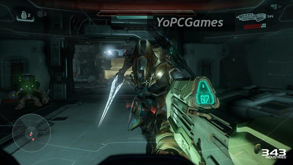 halo 5: guardians screenshot 1