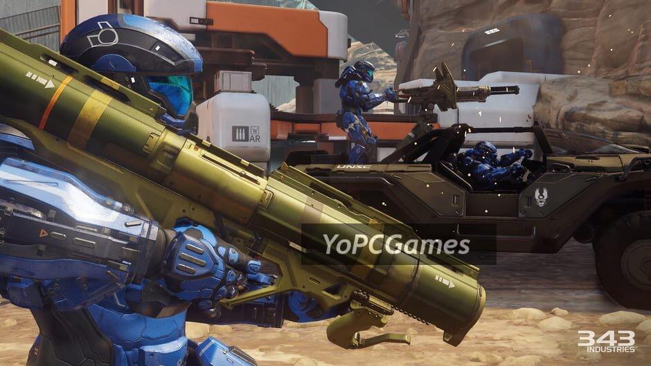 halo 5: guardians screenshot 5