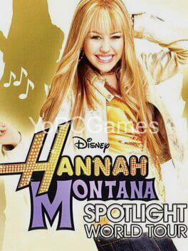 hannah montana: spotlight world tour for pc