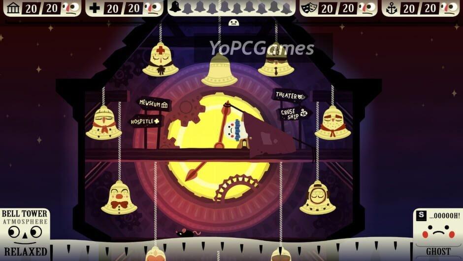 haunt the house: terrortown screenshot 3