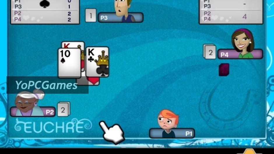 hb arcade cards screenshot 1