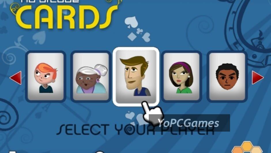 hb arcade cards screenshot 2