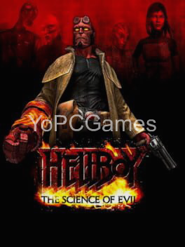 hellboy: the science of evil pc game