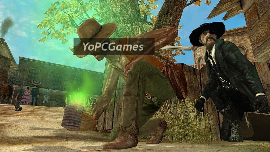 helldorado screenshot 1