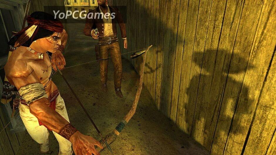 helldorado screenshot 3