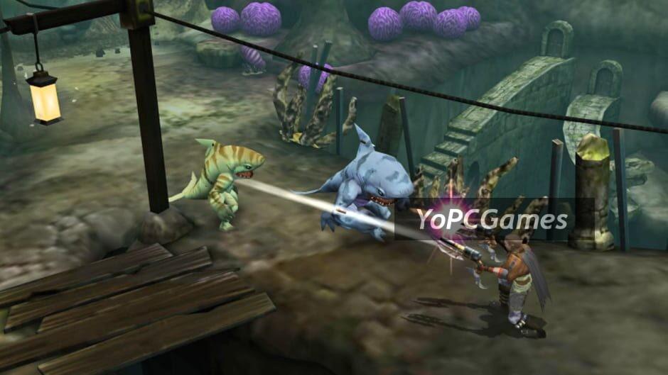 heroes of ruin screenshot 1