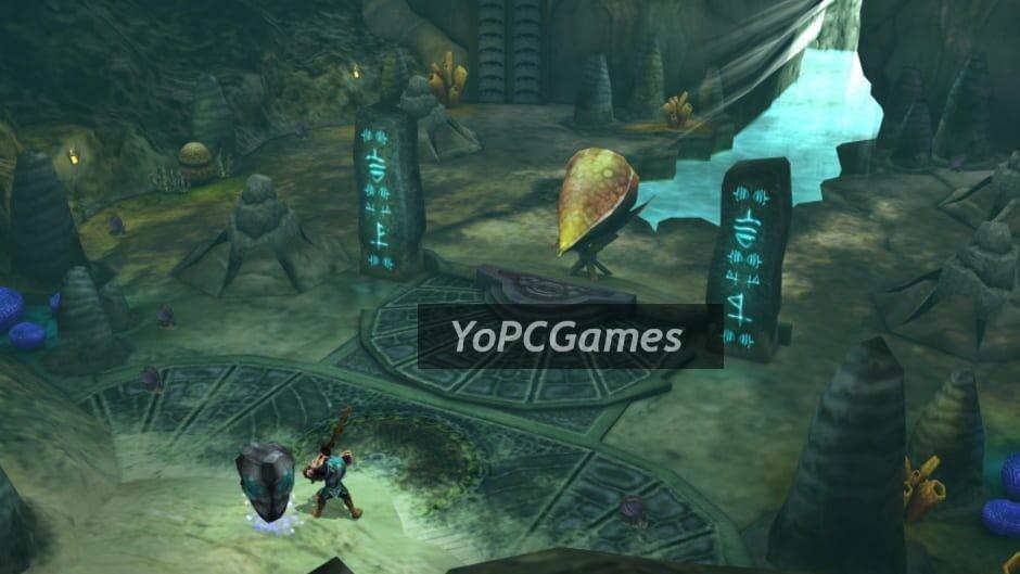 heroes of ruin screenshot 5
