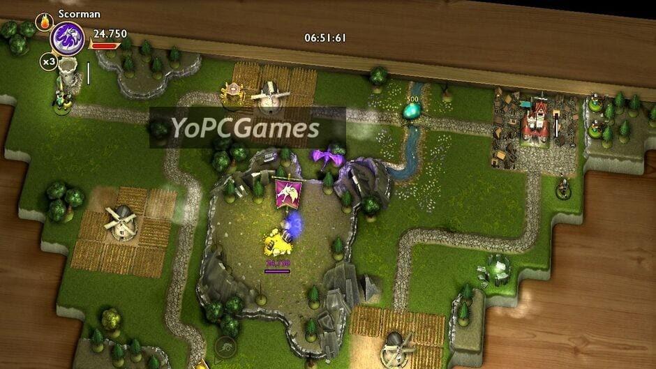 hoard screenshot 1