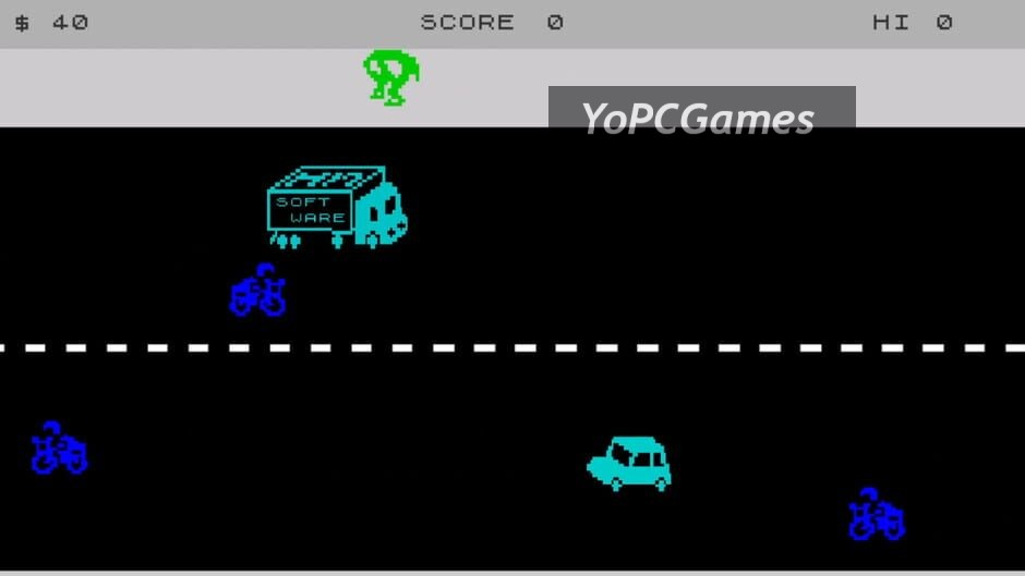 horace goes skiing screenshot 5