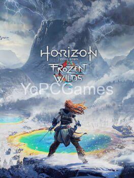 horizon zero dawn - the frozen wilds pc