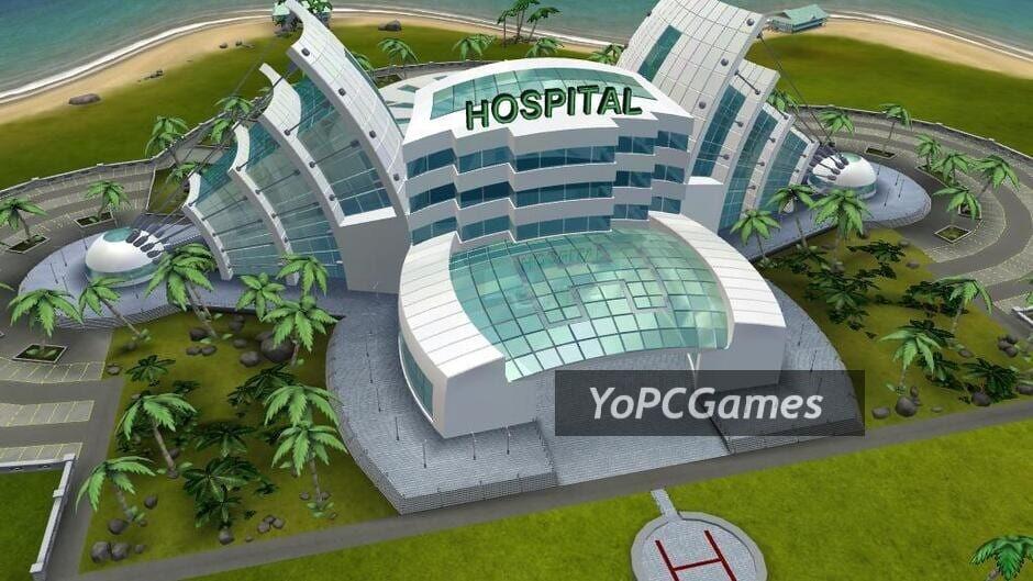 hospital tycoon screenshot 4