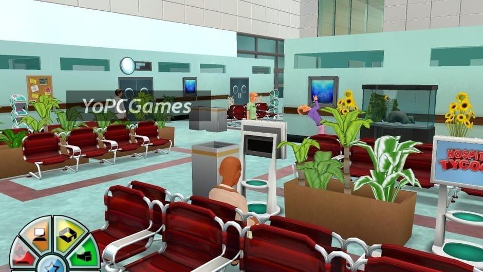 hospital tycoon screenshot 5