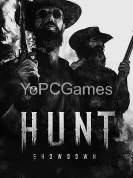 hunt: showdown pc game